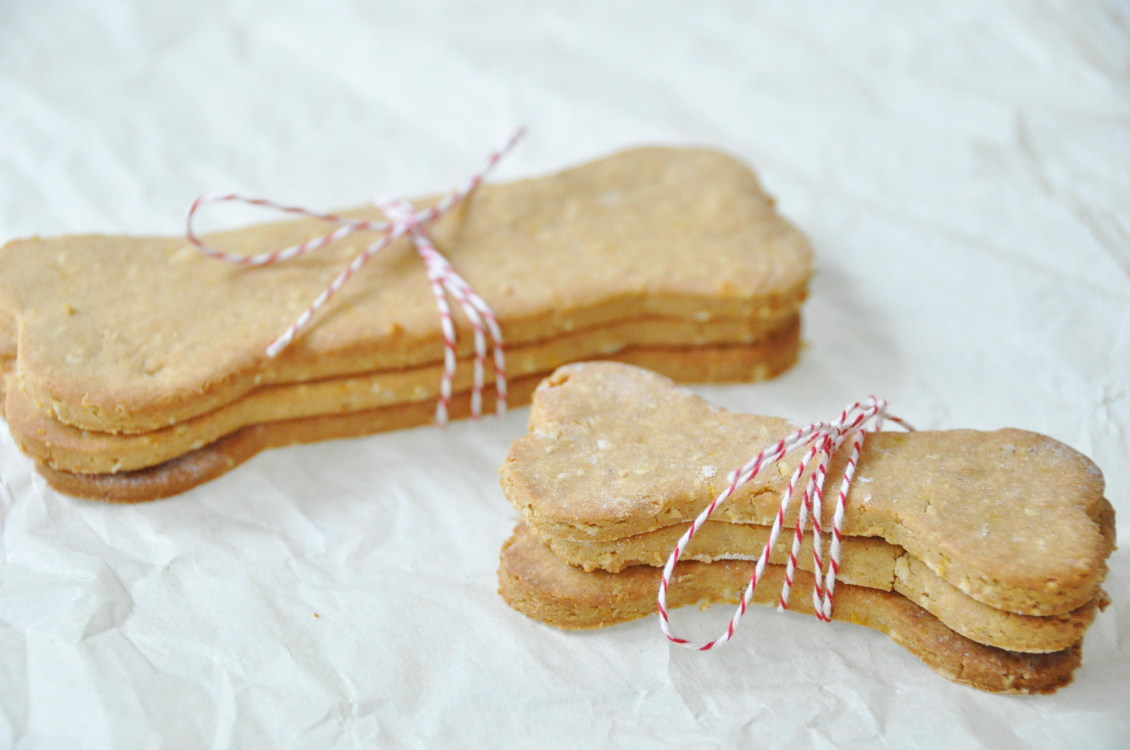Vegan Dog Cookies