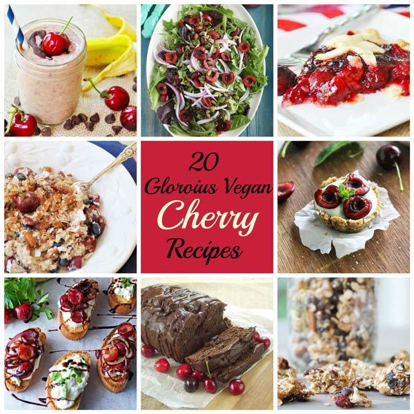 20-Glorious-Vegan-Cherry-Recipes-Collage