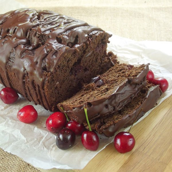 Chocolate Cherry Porters Bread Connoisseurs Veg