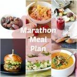 Marathon Meal Plan 2