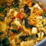 Vegan Irish Cabbage Soup