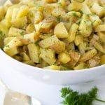 Greg's Lemon and Dill Potato Salad