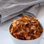 Vegan Coconut Bacon