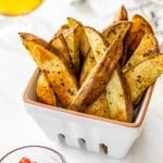 Roasted Rosemary and Sage Home Fries